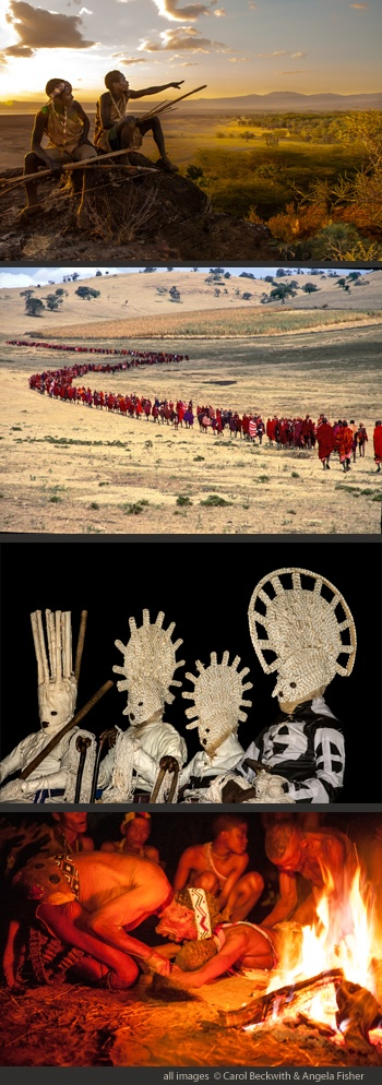 Exhibition: AFRICAN TWILIGHT: Vanishing Rituals & CeremoniesAFRICAN TWILIGHT<br />