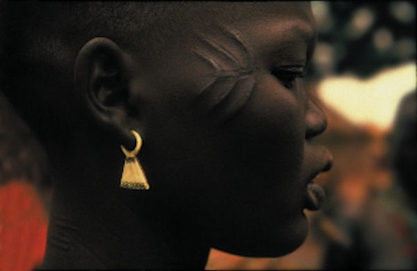 A Married Dinka Woman by Carol Beckwith and Angela Fisher