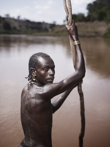 Omo River by Joey L.
