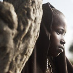 Portrait of Arbore Girl
