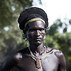 Photograph of Daasanach Man