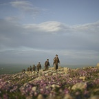 Kurdistan Workers' Party (PKK) Guerrillas Patrol Makhmour Countryside