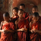 Keepers of the Flame, Myanmar