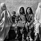 Afghan Women and Children Refugees
